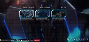 Implosion game by rayark