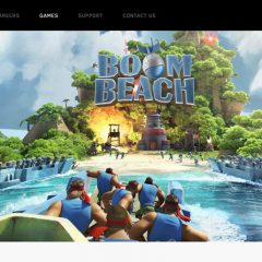 Boom Beach game by Supercell
