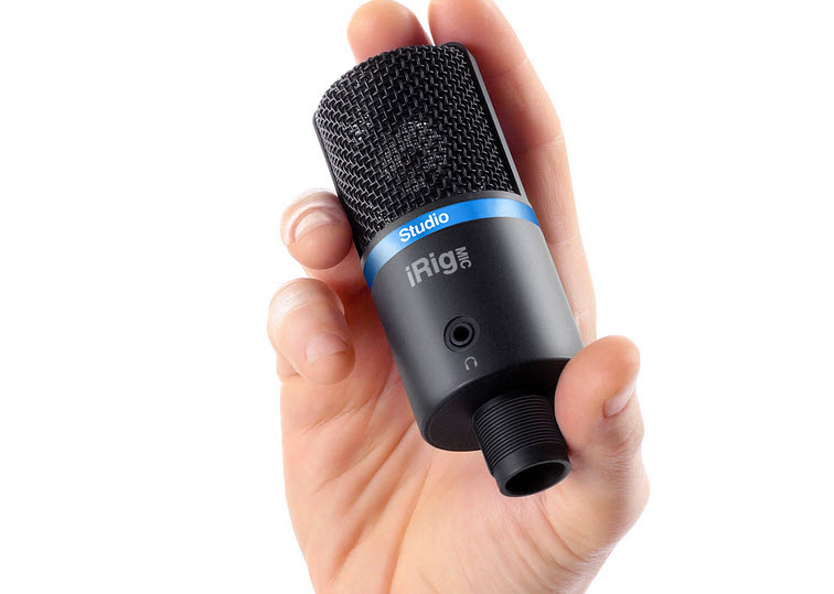 iRig Mic Studio Review - Best Mic For Streaming 2020 6