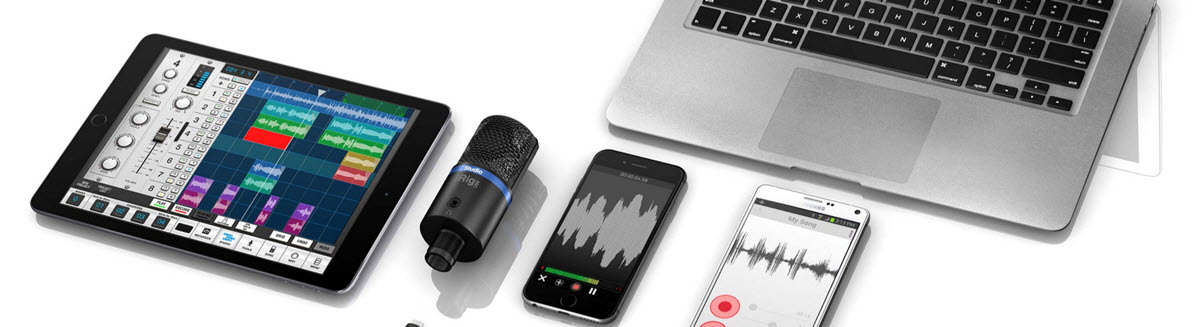 Ik Multimedia's iRig Mic Studio - Best Mic for Streaming