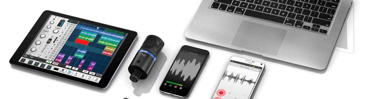 Ik Multimedia's iRig Mic Studio - Best Mic for Streaming