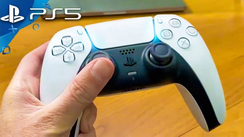 FIRST HANDS ON with PS5 CONTROLLER! NEW Playstation 5 Gameplay