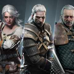 All you need to know about Witcher 3 and Witcher 3 alternative looks