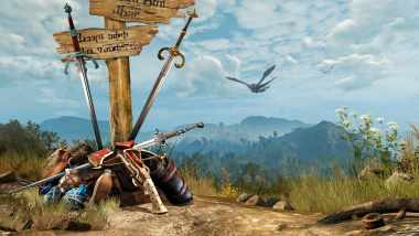 witcher 3 new game plus